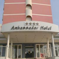Hotel Ambassador, hôtel à Caorle