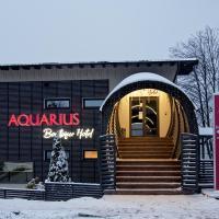 AQUARIUS BOUTIQUE HOTEL, hotel in Câmpulung Moldovenesc