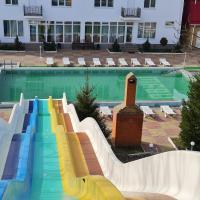 База отдыха Тавуш, отель в городе Upornaya