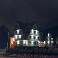 Pokoje Gościnne Madzia, hotel in Poronin