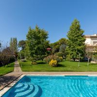 Villa Family Llinars-Barcelona, hotel en Llinars del Vallès