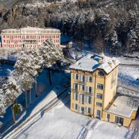 QC Terme Grand Hotel Bagni Nuovi, hotel in Bormio