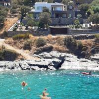 Villa Ligia Beach, hotel in Koundouros