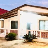 Casa playera en Ballenita, Santa Elena, Libertad, Salinas, hotel em Ballenita