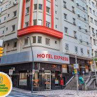 Hotel Express Savoy Centro Histórico, hotel a Porto Alegre