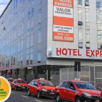 Hotel Express Rodoviária, hotell i Porto Alegre