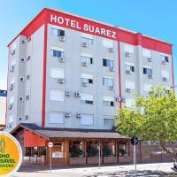Hotel Suárez Campo Bom, отель в городе Campo Bom