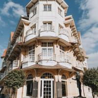 Grand Hotel Belle Vue, hotel in De Haan