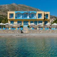 Pedi Beach Hotel, ξενοδοχείο στη Σύμη