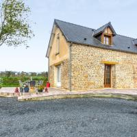 Maison de 3 chambres a Saint Marcouf avec jardin amenage