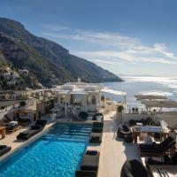 Hotel Villa Franca, отель в Позитано