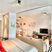 Luxury Apartment in Palermo + Pool + Garage + Gym