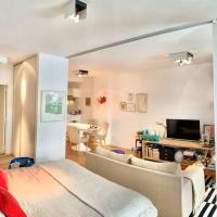 Luxury Apartment Palermo + Pool + Garage + Gym etc