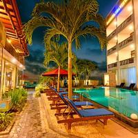 Randiya Sea View Hotel - Level 1 Safe & Secure, hotel in Mirissa