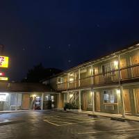 Ritz Inn, hotel dicht bij: Internationale luchthaven San Francisco - SFO, San Bruno