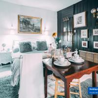 Wool Combers Rest & Brönte Parsonage - Haworth