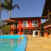 Pousada dos Pinheiros, hotel em Guaraqueçaba