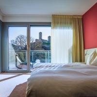 Hotel Unione, отель в Беллинцоне