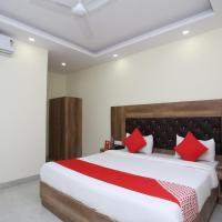 Hotel sun plaza - Mahipalpur near IGI airport, hôtel à New Delhi près de: Aéroport international Indira-Gandhi de Delhi - DEL