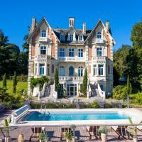 Château des Forges par Slow Village, hotel sa Angers