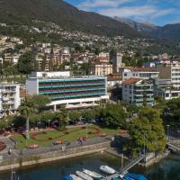 Hotel Lago Maggiore, hotel in Locarno