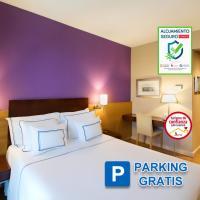 Hotel Salamanca Montalvo, отель в городе Саламанка