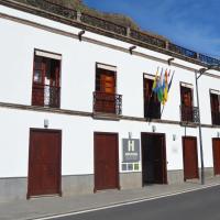 Hotel Escuela Rural Casa Los Herrera, hotel in Hermigua
