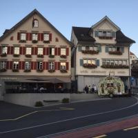 Café-Conditorei Hotel Huber, отель в городе Lichtensteig