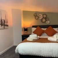 Contemporary 1 Bedroom City Centre Luxury Apartment