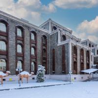 Qafqaz Karvansaray Hotel, hotel in Gabala