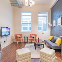 Modern and cosy SMOKING 2 bedroom on Michigan avenue