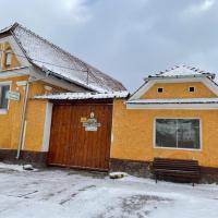 Pensiunea Rozalia si Camping, hotel in Criţ