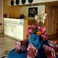 Deluks Hotel Ganja, отель в Гяндже
