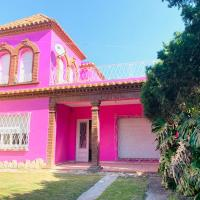 La casona rosa, hotel en San Antonio de Padua