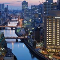 Mitsui Garden Hotel Osaka Premier, hotel in Osaka