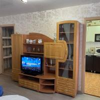 Apartment on Kommunisticheskaya, 14, отель в Полоцке
