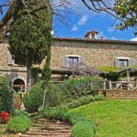 Villa Calcina, Beautiful Tuscan Farmhouse, hotell i Pieve Santo Stefano