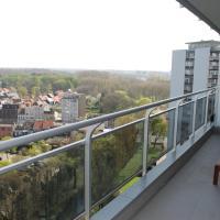 Apartment View of Antwerp, hotel in Borgerhout, Antwerp