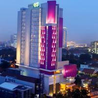 Hotel Santika Premiere Gubeng Surabaya, hotel in Surabaya