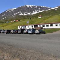 Sólbrekka Guesthouse, hotel in Mjóifjörður