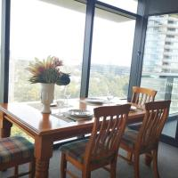 Sky Garden Apartment w Parking at Olympic Park