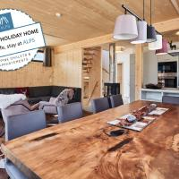 Bergeralm Chalets by Alps Residence, hotel in Steinach am Brenner