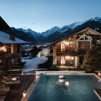 Relais Mont Blanc Hotel & Spa, hotell i La Salle