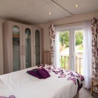 Summer lodge luxury caravan in hastings