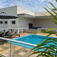 Casa de lazer próximo a Foz do Iguaçu, Paraguai e Argentina, hôtel à Santa Terezinha de Itaipu
