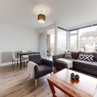 Amazing 3 Bedroom Flat - 4mins to tube station
