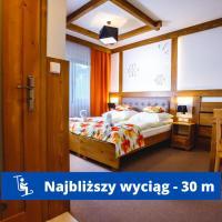 Willa Dorula, hotel in Małe Ciche