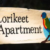 Cosy & relaxing country getaway at Lorikeet Studio Apartment, hotel in Chilverton
