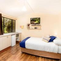 Cosy & relaxing country getaway at Lorikeet Studio Apartment - pets welcome, hotel em Chilverton