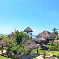 """""""El Muro"""" Majahua's Beach Villa"""